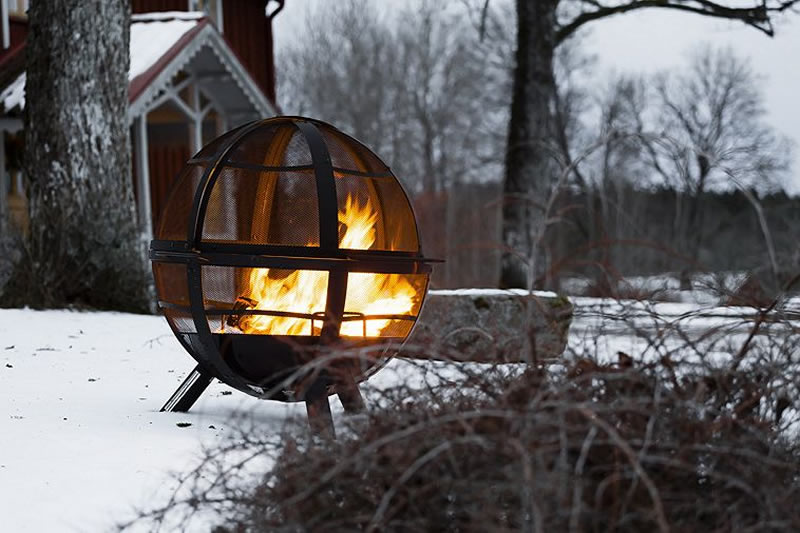 latest news the landmann ball of fire pit